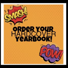 Hardcover Yearbook
